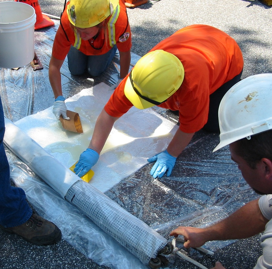 Memphis, are you looking methods to repair mainline without lining manhole- to- manhole
